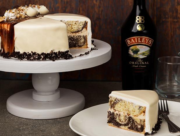 Brindis pastel de Bailey's Anfora