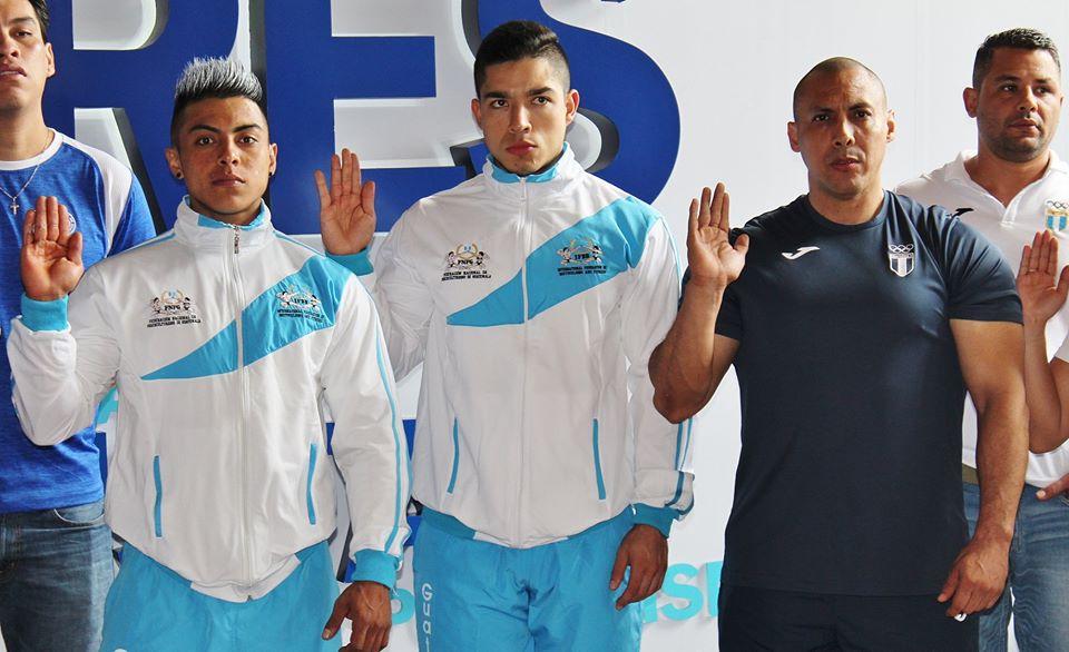 Roni Zúñiga es el entrenador de los dos fificoculturistas que lograron grandes éxitos en EAU.