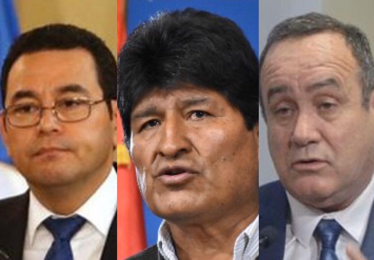 Gobierno y presidente electo se pronuncian tras dimisión de Evo Morales