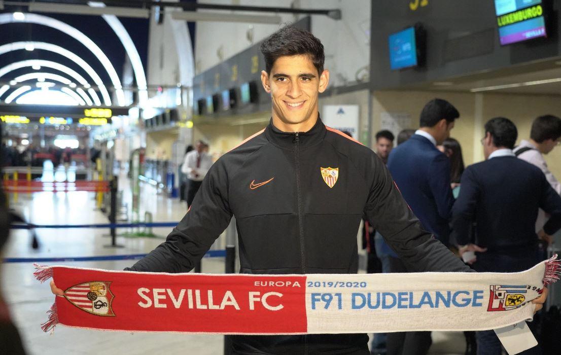 Foto @SevillaFC | El cuadro sevillista puede clasificar en esta fecha a los dieciseisavos de final de la Europa League