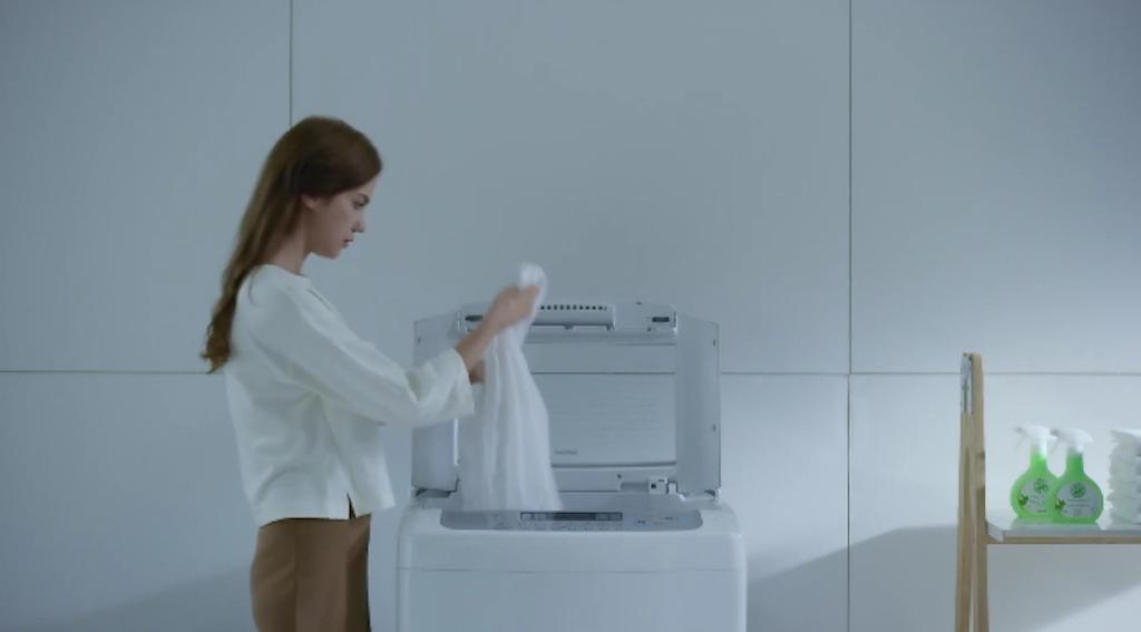 LG Electronics Lavadora