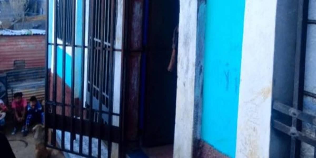 Ericka Elizabeth Flores Chután, de 18 años, fue asesinada en la colonia Paraíso II, zona 18.