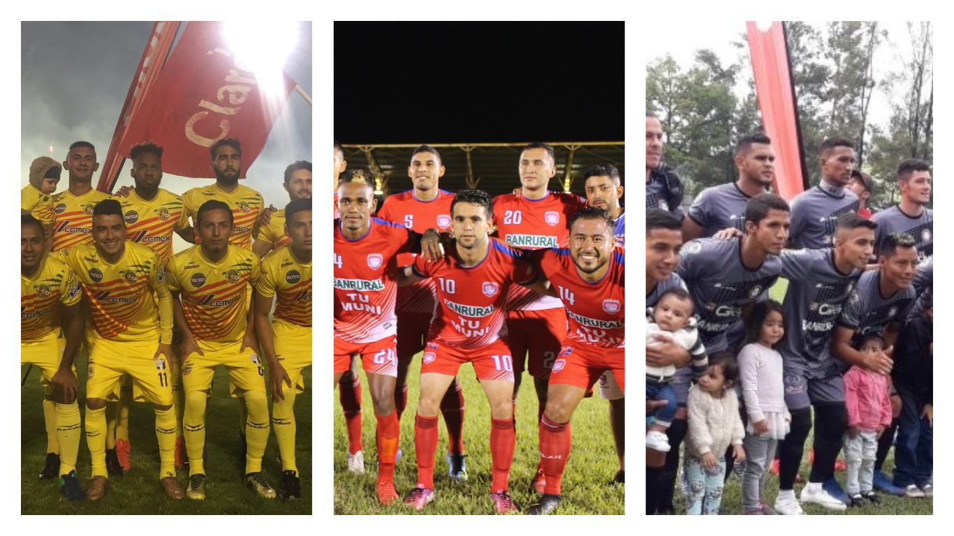 Primera División | Marquense, Mictlán y Carchán ganan en los partidos de acceso a cuartos de final