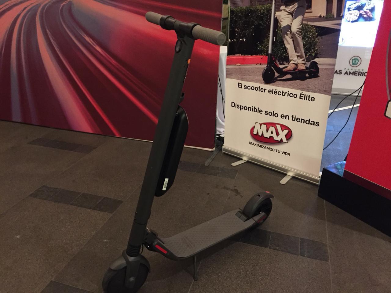 Scooter Tiendas Max