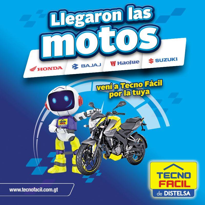 Motocicletas en Tecno Facil