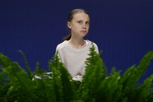 Activista ambiental Greta Thunberg, personalidad del año de revista TIME
