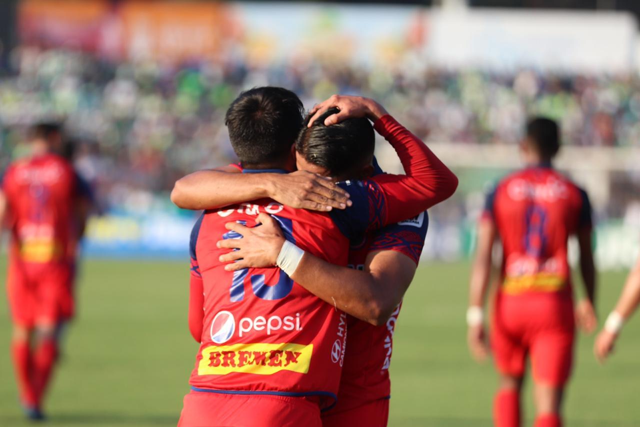 Antigua vs Municipal, final Torneo Apertura 2019