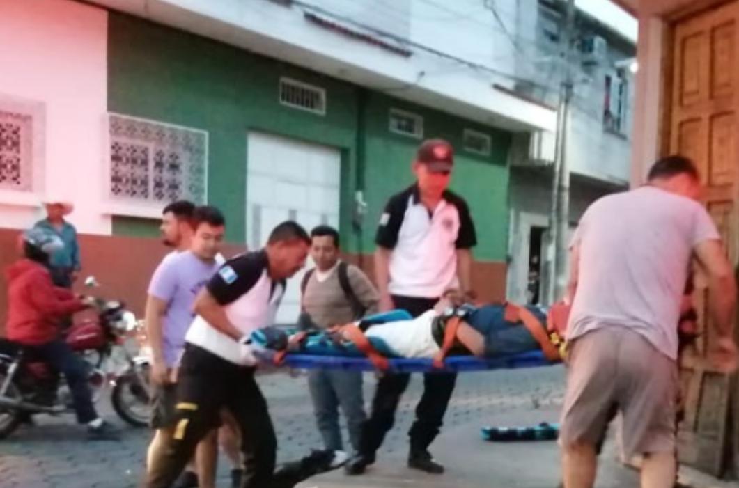 Balacera deja un muerto y dos heridos