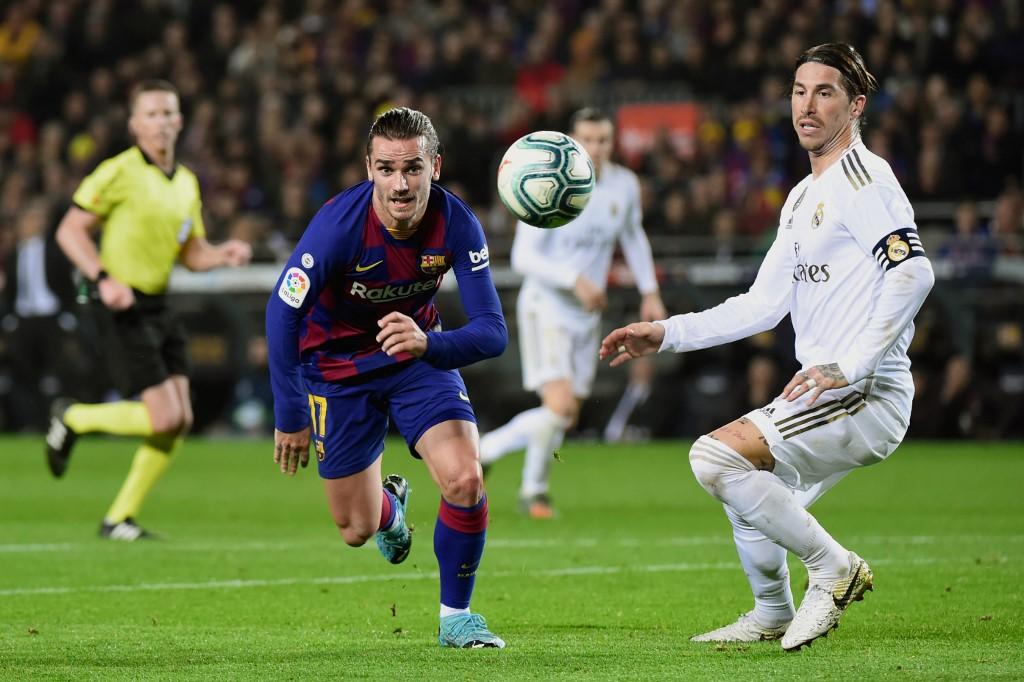 Mateo Lahoz dirigirá el clásico Real Madrid vs Barcelona del 1 de marzo