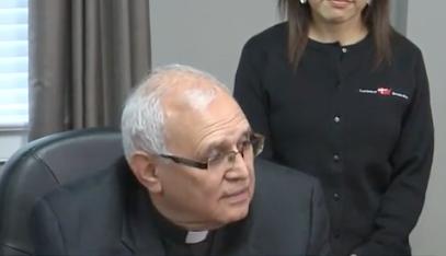 Cardenal Ramazzini dice en Mississippi que redadas contra migrantes son inhumanas