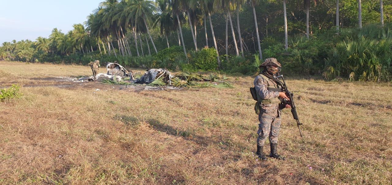 Cinco aviones han aterrizado ilegalmente en Guatemala en cuatro días