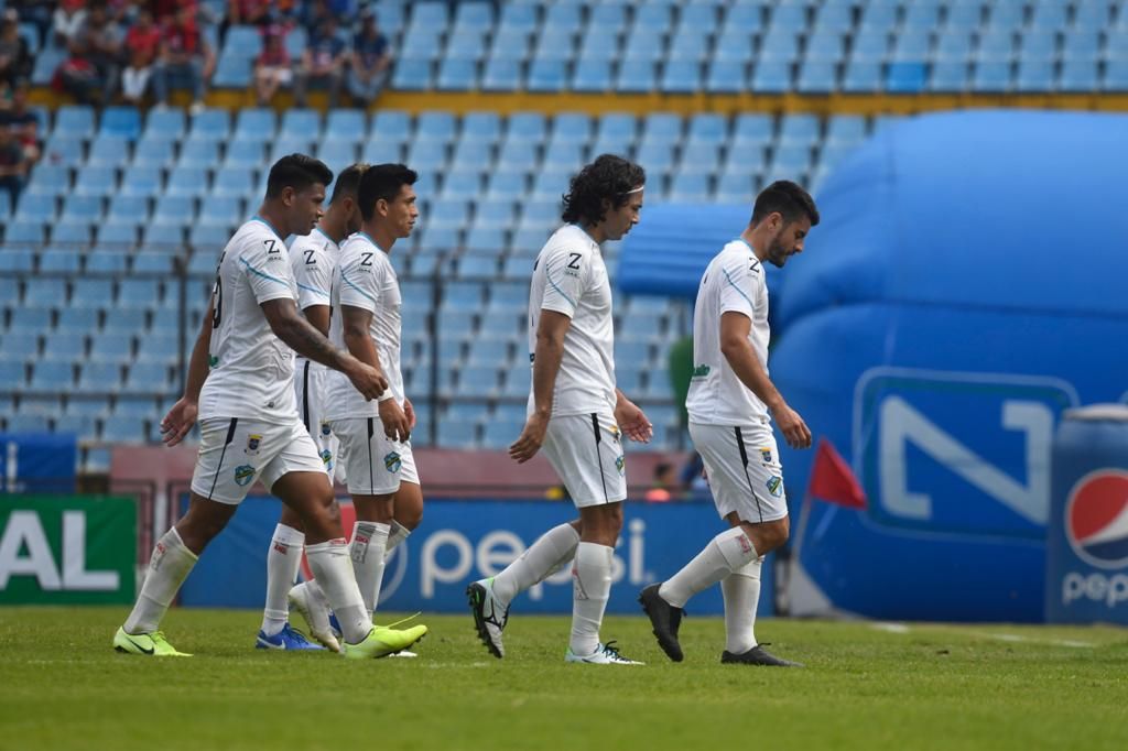 Comunicaciones, Torneo Apertura 2019