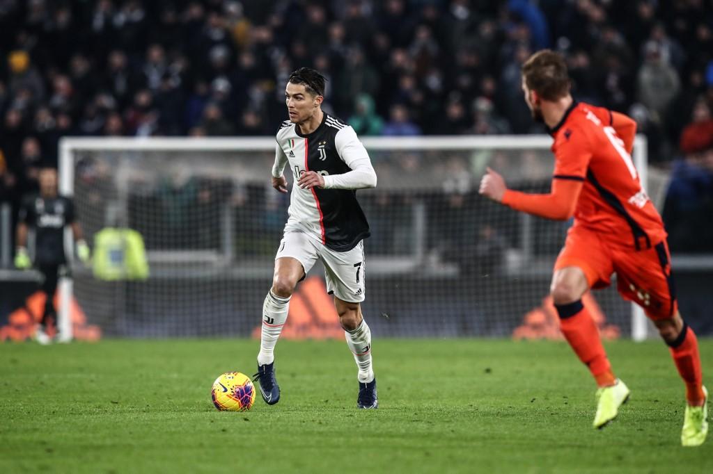 Cristiano, Juventus vs Udinese