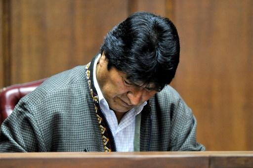 Evo Morales viaja de México a Cuba para consulta médica