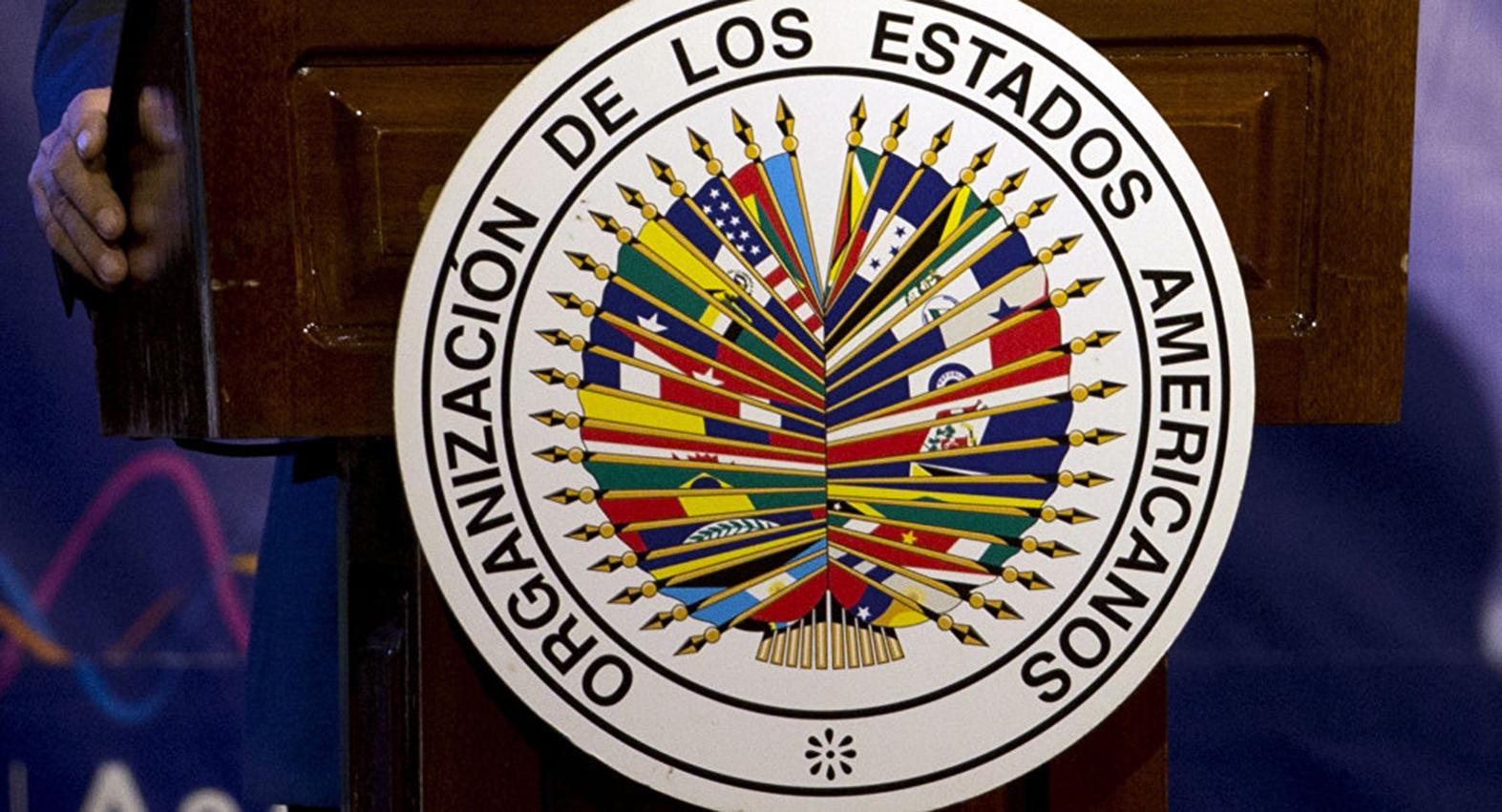 Venezuela rechaza a la OEA como observador en elecciones de 2020