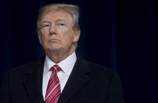 """Investigación reúne """"pruebas abrumadoras"""" contra Trump. Foto: AFP"""