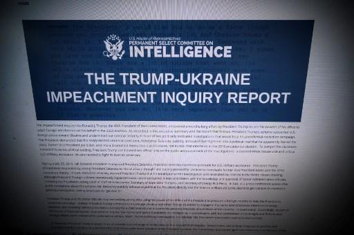 """Investigación reúne """"pruebas abrumadoras"""" contra Trump"""