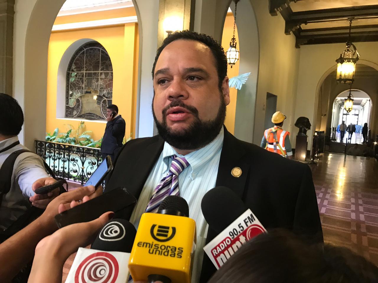 Jose Luis Benito habla sobre subsidio a afectados de Peronia