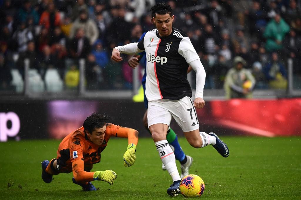 Juventus vs Sassualo