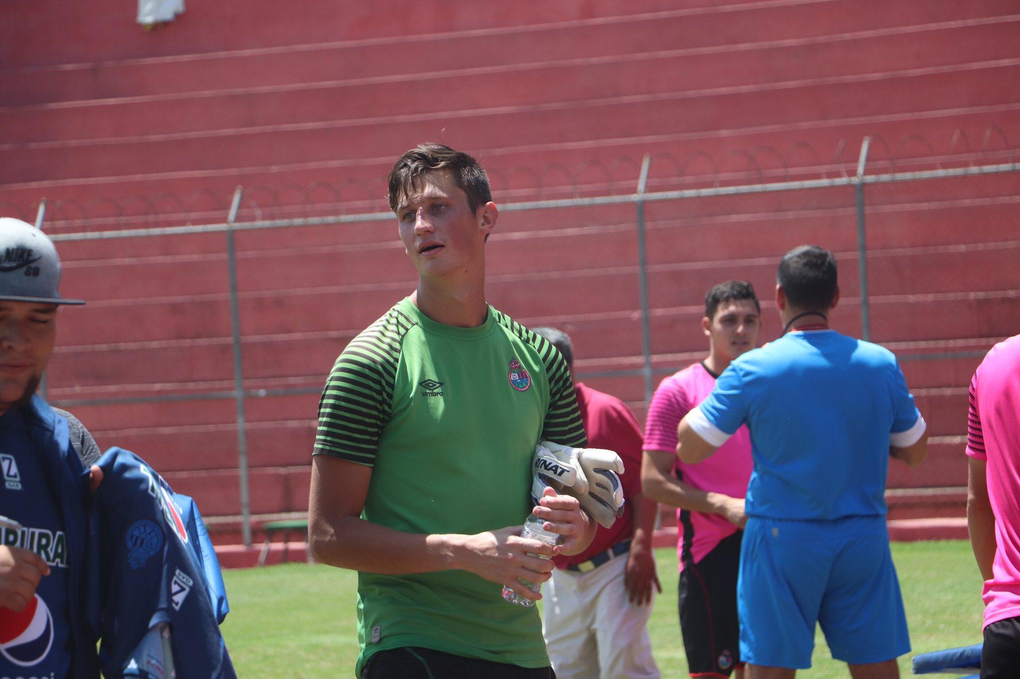 Nicholás Haguen podría estar para la final de vuelta del Apertura 2019