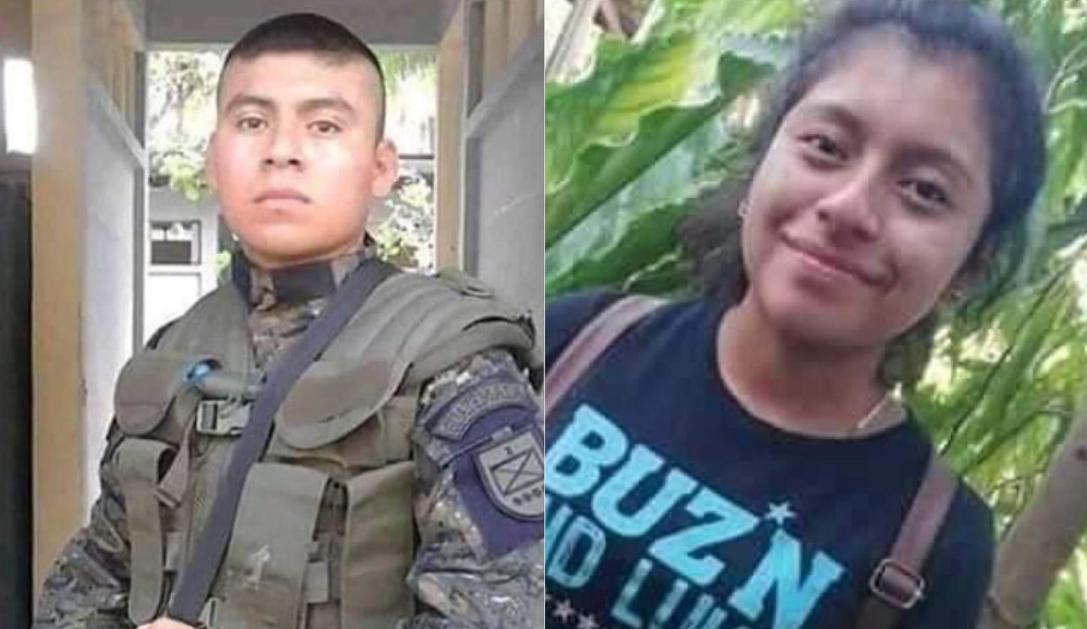 Tragedia en Zacapa, militar y su hermana viajaban para pasar las fiestas navideñas con la familia