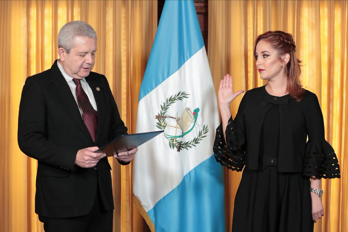 Exdiputada fue juramentada como directora del Instituto para la Víctima