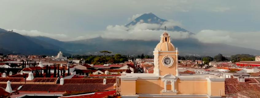 Ed Sheeran video Pull it all on me Antigua Guatemala