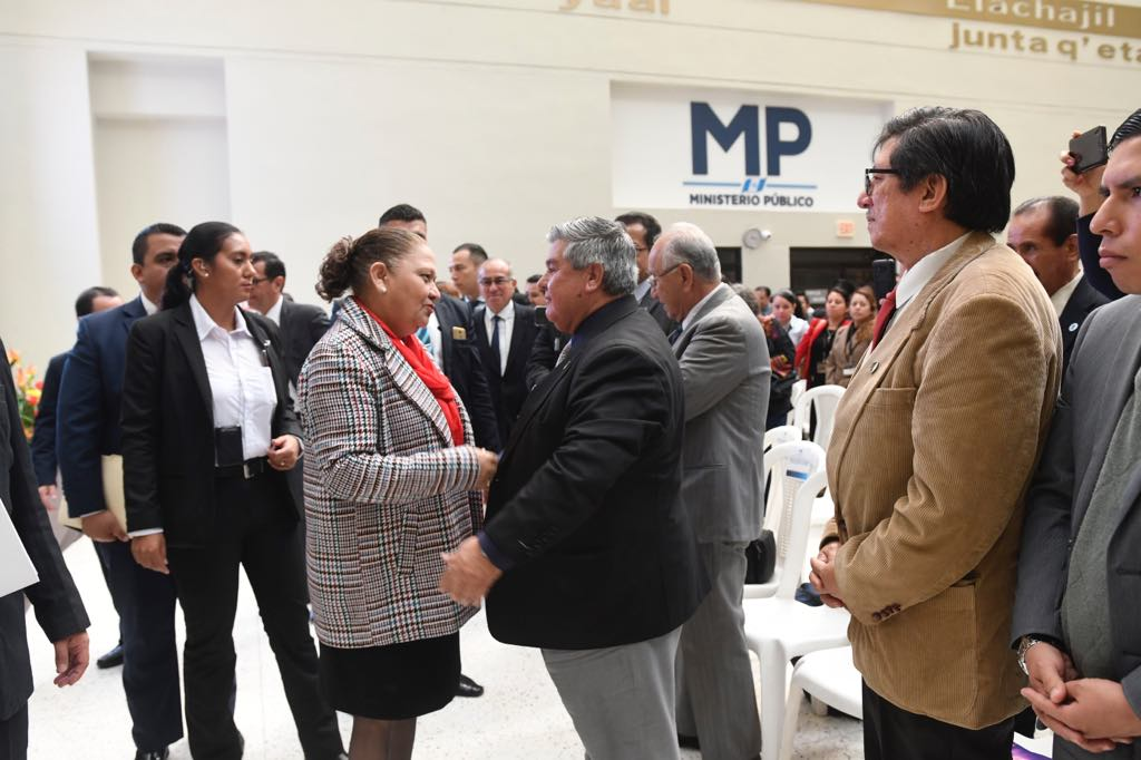 MP inaugura fiscalía de defensa a Periodistas