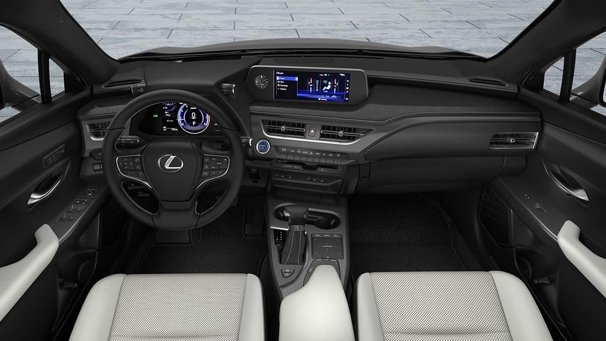 Lexus UX200 de Cofiño Stahl