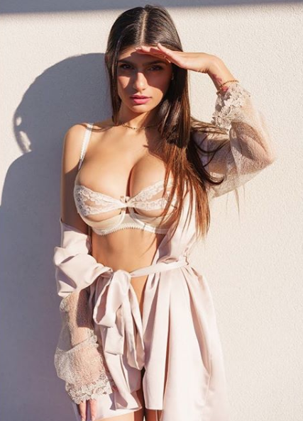Mia Khalifa mejores fotos