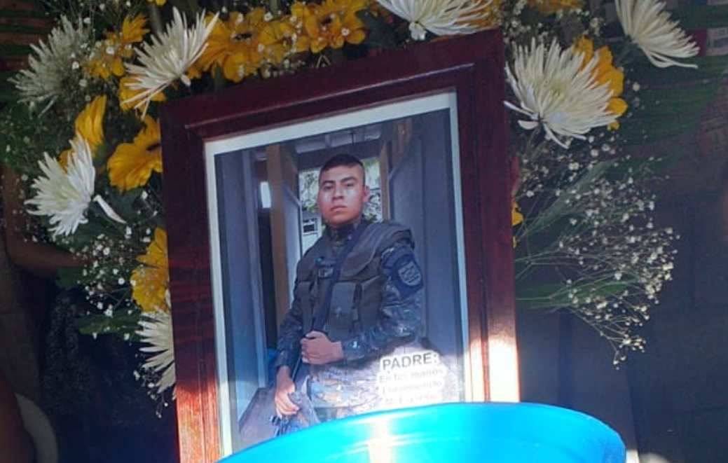 padre de militar fallecido en tragedia de Zacapa