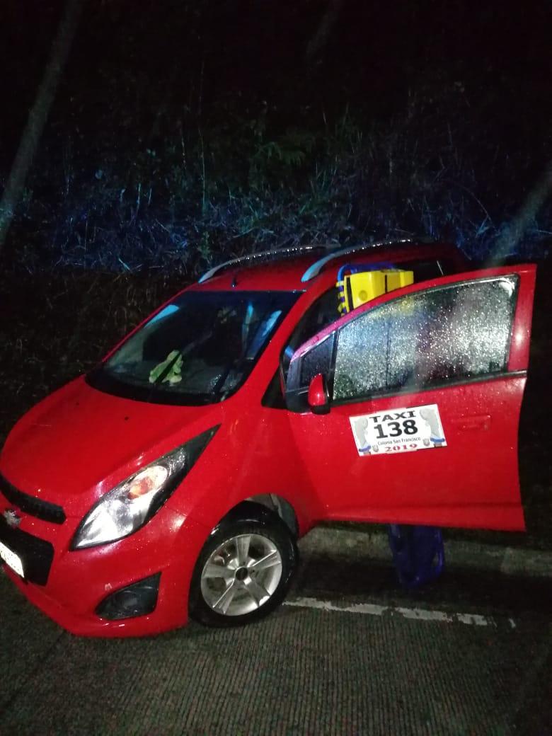 Taxista asesinado en Alta Verapaz