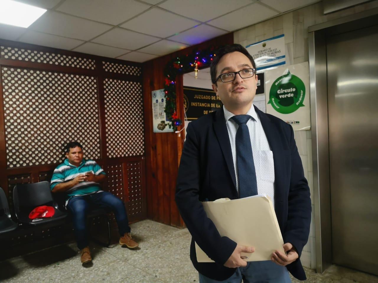 Jefe de la Feci le pidió a la Fiscal General Consuelo Porras que se analicen posibles acciones contra la Ley de Aceptación de Cargos.