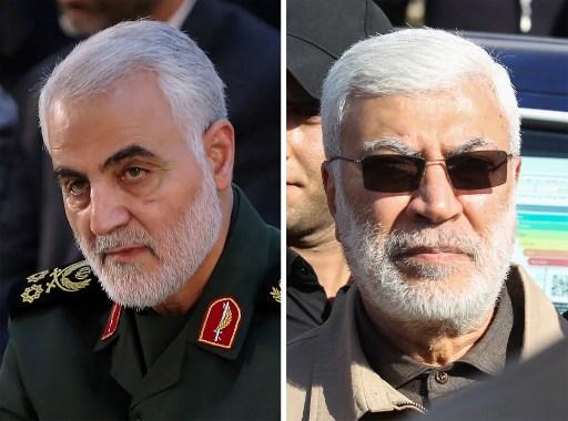 El general Soleimani murió tras el bombardeo