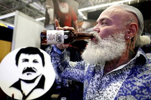 Cerveza Chapo Guzmán