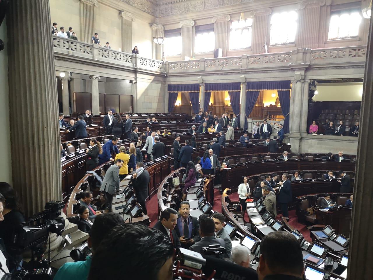 Congreso elegirá magistrados del TSE.