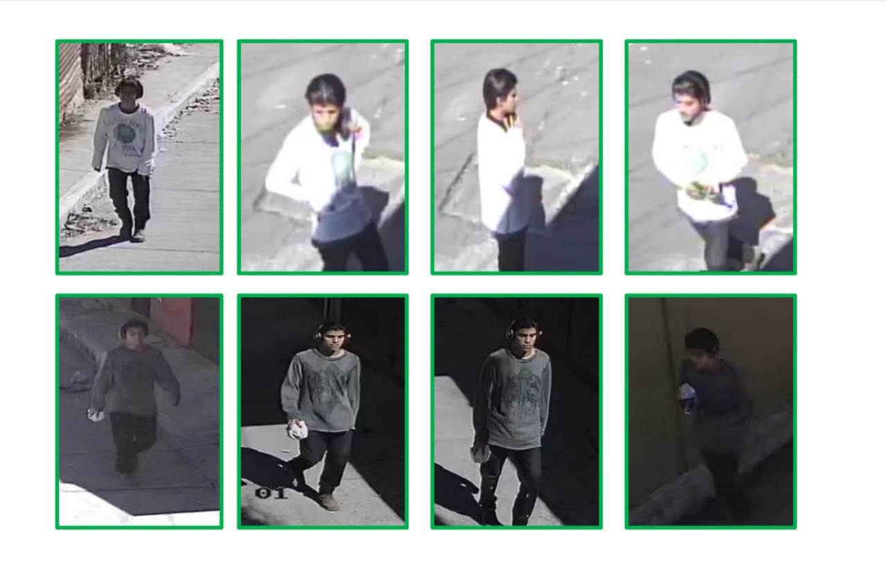 Según el juez Iván David Lutín Gómez no es la persona que fue captada en el crimen.