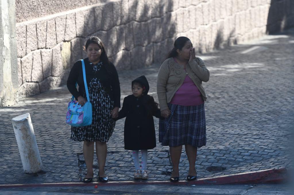 Advierten que el domingo ingresa otro frente frío a Guatemala