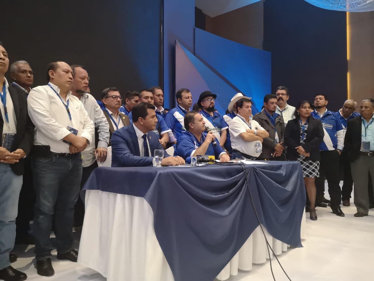 Alcaldes denuncian injerencia del Ejecutivo en elección de la Anam