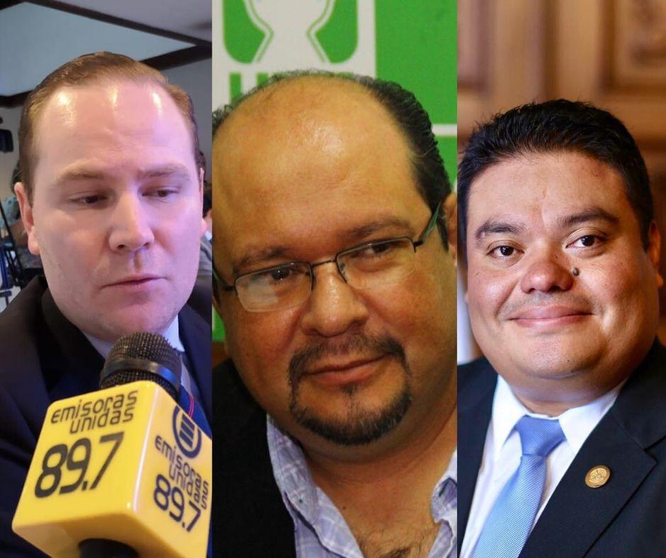 Blanco, Rodríguez y Arzú los candidatos a presidir el Congreso
