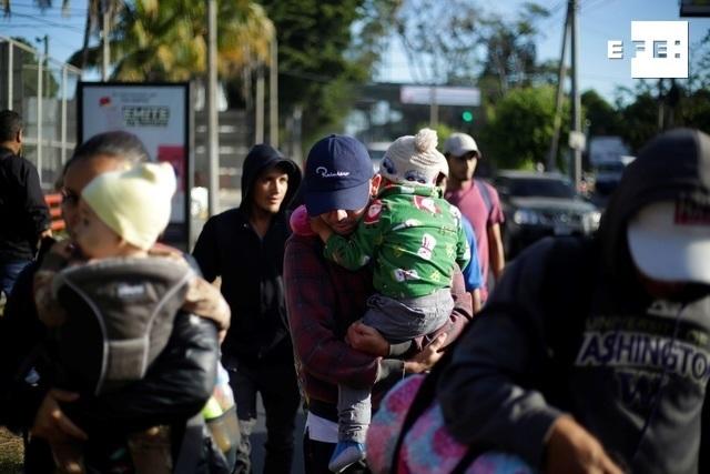 Centroamericanos ingreso bajo la figura del acuerdo de asilo