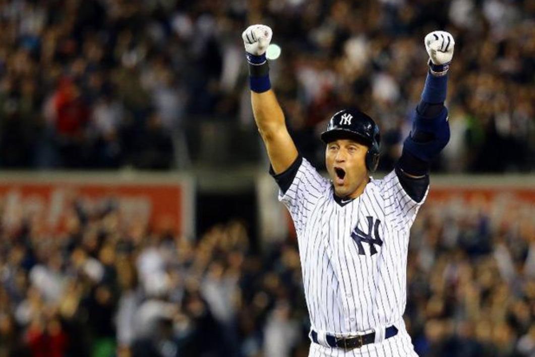 Derek Jeter entra al salón de la fama tras una carrera de ensueño con los Yankees