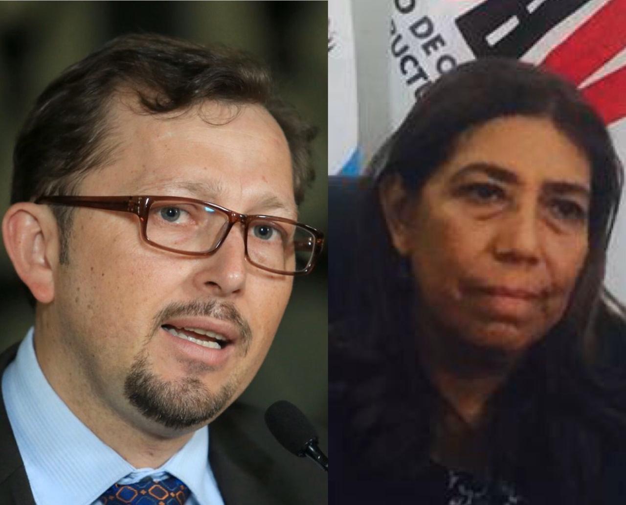 Destituciones de diplomáticos alcanzan a exvocero y exministra de Jimmy Morales