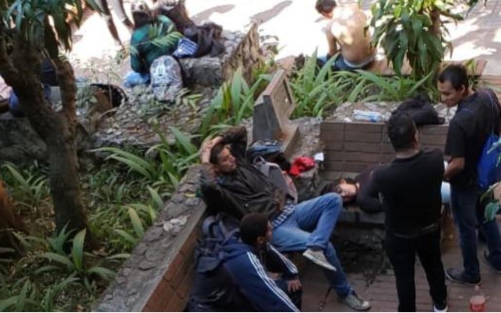 MP investiga tras intoxicación de estudiantes de la Usac