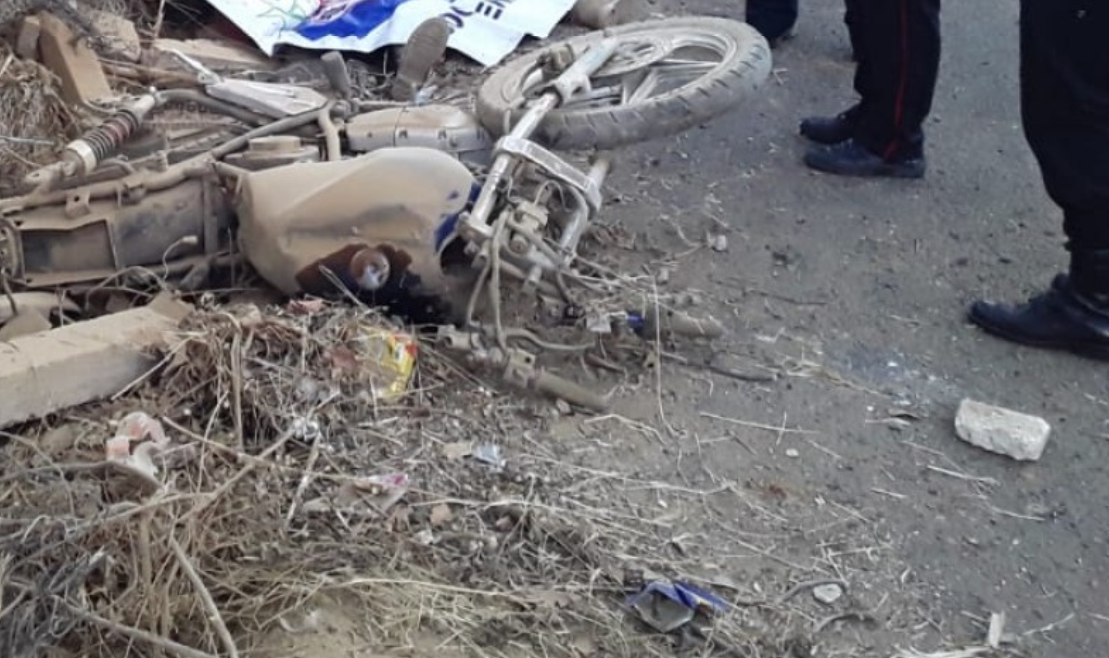 Múltiples accidentes de motocicleta durante el fin de semana