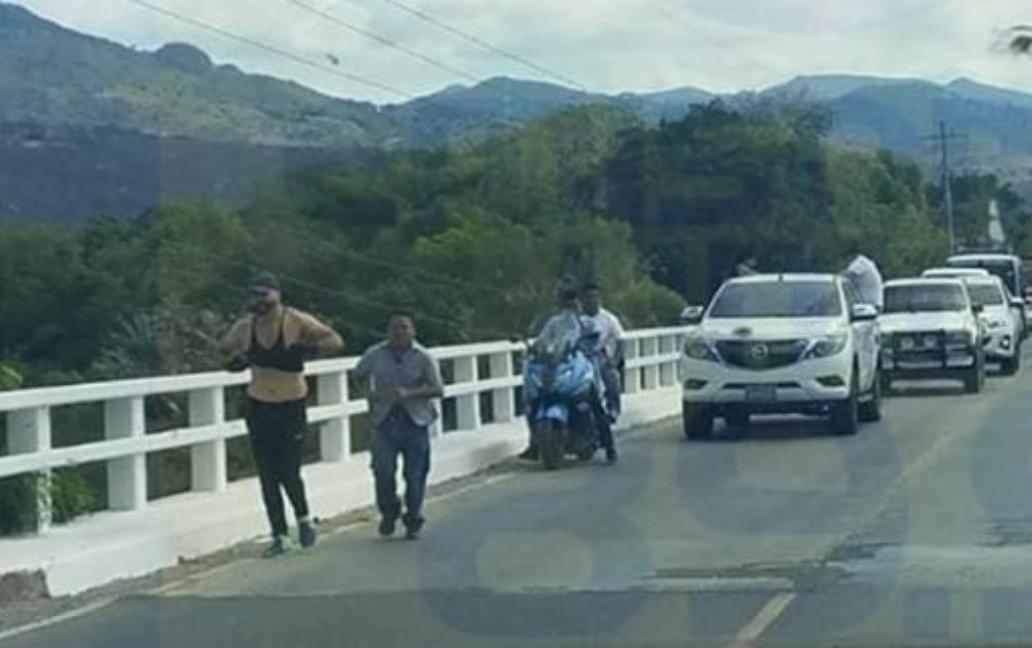 Neto Bran llega a Chiquimula para entrenar