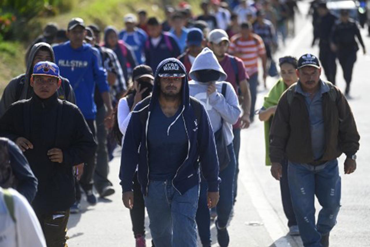 Centroamericanos que han ingresado bajo el Acuerdo de Asilo