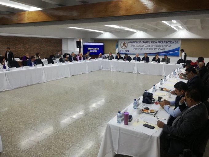 Postuladora de CSJ empezará recepción de tachas contra candidatos