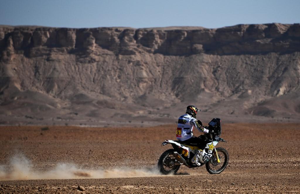Rally Dakar 2020, etapa nueve