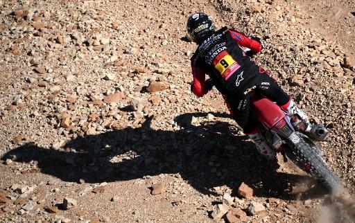 Etapa nueve, Rally Dakar 2020